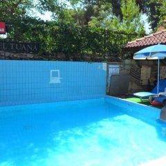 Tuana Hotel Турция, Сиде - отзывы, цены и фото номеров - забронировать отель Tuana Hotel онлайн бассейн фото 4