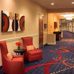 Отель Chicago Marriott Oak Brook интерьер отеля фото 3