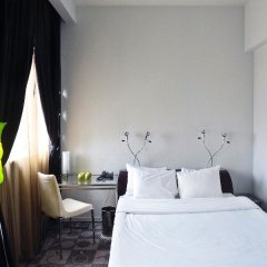 Chekhoff Hotel Moscow 5* Стандартный номер с двуспальной кроватью фото 9