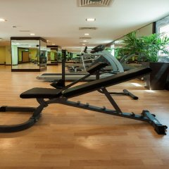 Citymax Hotel Bur Dubai фитнесс-зал фото 3