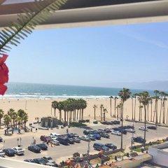 Отель Air Venice on the Beach США, Лос-Анджелес - отзывы, цены и фото номеров - забронировать отель Air Venice on the Beach онлайн пляж