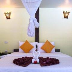 Отель Long Beach Chalet Таиланд, Ланта - отзывы, цены и фото номеров - забронировать отель Long Beach Chalet онлайн комната для гостей фото 3