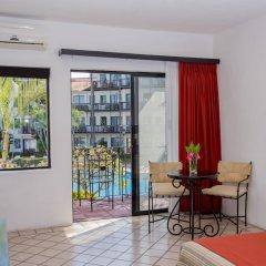 Отель Raintrees Villa Vera Puerto Vallarta комната для гостей фото 5