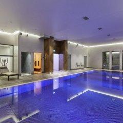 Отель Sadova Польша, Гданьск - отзывы, цены и фото номеров - забронировать отель Sadova онлайн бассейн фото 3