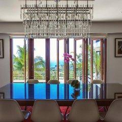 Отель Cocosan Villa интерьер отеля
