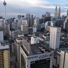 Отель Luxury Apartment at Time Square Малайзия, Куала-Лумпур - отзывы, цены и фото номеров - забронировать отель Luxury Apartment at Time Square онлайн фото 2