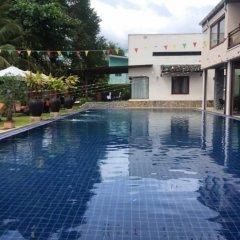Отель Cloud 19 Panwa бассейн