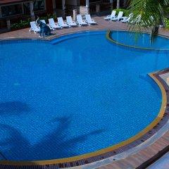 Отель Phangan Bayshore Resort бассейн фото 3
