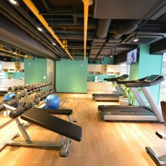 Отель A First Myeong Dong Сеул фитнесс-зал фото 2