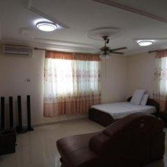 Отель X-Class Guesthouse by BWHospitality Гана, Мори - отзывы, цены и фото номеров - забронировать отель X-Class Guesthouse by BWHospitality онлайн комната для гостей фото 3