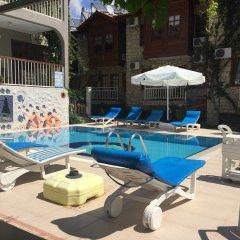Отель Lale Park бассейн