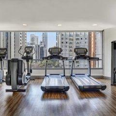 Sheraton Sao Paulo WTC Hotel фитнесс-зал фото 3