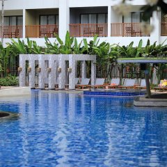 Отель Deevana Plaza Phuket бассейн фото 3