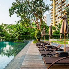 Отель Zire Wongamart B1502 Паттайя бассейн фото 3