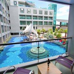 Отель The Kee Resort & Spa 4* Стандартный номер с различными типами кроватей фото 18