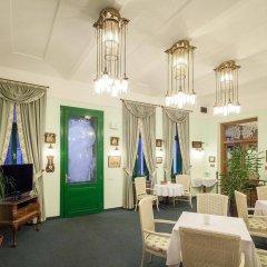 Villa Voyta Hotel & Restaurant Прага интерьер отеля