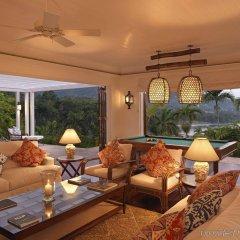 Round Hill Hotel & Villas интерьер отеля