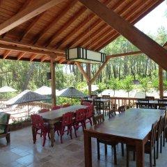 Отель Olympos Village питание фото 2