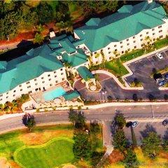 Отель Hilton Garden Inn Los Angeles Montebello Монтебелло бассейн