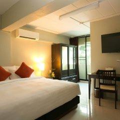 Отель Annex Lumpini Bangkok Таиланд, Бангкок - отзывы, цены и фото номеров - забронировать отель Annex Lumpini Bangkok онлайн комната для гостей фото 2