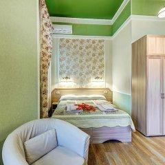 Гостиница Авита Красные Ворота 2* Стандартный номер с двуспальной кроватью фото 21