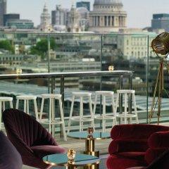 Отель Sea Containers London балкон