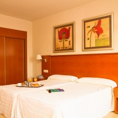 Отель Las Palmeras Фуэнхирола комната для гостей фото 5