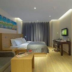 Отель Endless Suites Taksim комната для гостей