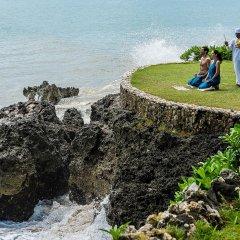 Отель Four Seasons Resort Bali at Jimbaran Bay пляж