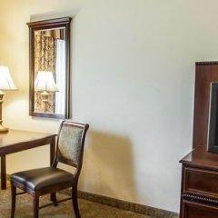 Отель Comfort Inn And Suites McMinnville удобства в номере фото 2