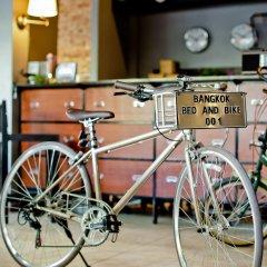 Отель Bangkok Bed And Bike Бангкок спа