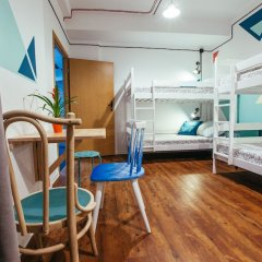 Отель In-Joy Hostel Польша, Варшава - отзывы, цены и фото номеров - забронировать отель In-Joy Hostel онлайн комната для гостей фото 4