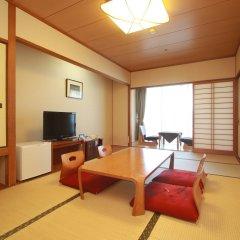 Fukuoka Sunpalace Hotel And Hall Порт Хаката комната для гостей фото 5