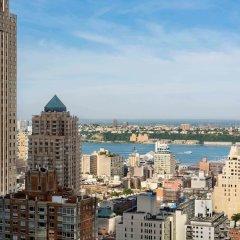 Отель Novotel New York Times Square пляж