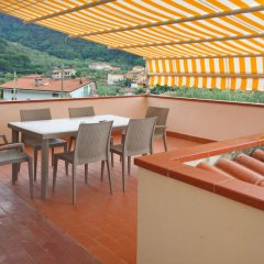 Отель Villa dell'Arancio Массароза балкон