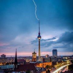 Отель Traumberg Flats Германия, Берлин - отзывы, цены и фото номеров - забронировать отель Traumberg Flats онлайн балкон