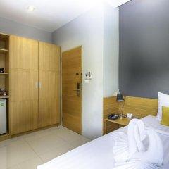 Escape De Phuket Hotel & Villa 3* Стандартный номер с разными типами кроватей фото 13