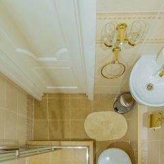 Гостиница ColorSpb ApartHotel Artist's House в Санкт-Петербурге отзывы, цены и фото номеров - забронировать гостиницу ColorSpb ApartHotel Artist's House онлайн Санкт-Петербург ванная