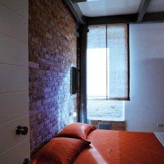 Отель B&B Santomaro Sea-Loft Чивитанова-Марке сейф в номере
