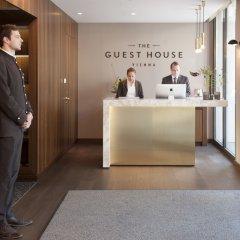 Отель The Guesthouse Vienna Австрия, Вена - отзывы, цены и фото номеров - забронировать отель The Guesthouse Vienna онлайн сауна