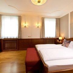 Отель Achat Plaza Zum Hirschen Зальцбург комната для гостей фото 4