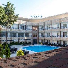Ayapam Hotel Турция, Памуккале - отзывы, цены и фото номеров - забронировать отель Ayapam Hotel онлайн парковка