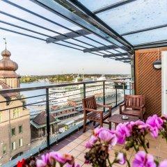 Отель Scandic Sjofartshotellet Стокгольм балкон