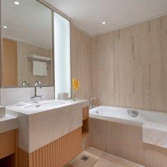 Отель Crowne Plaza Shenzhen Futian, an IHG Hotel Китай, Шэньчжэнь - отзывы, цены и фото номеров - забронировать отель Crowne Plaza Shenzhen Futian, an IHG Hotel онлайн ванная
