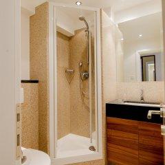 Отель Säntis Германия, Мюнхен - отзывы, цены и фото номеров - забронировать отель Säntis онлайн ванная