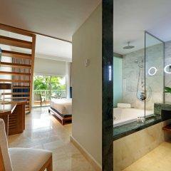 Отель Grand Palladium Punta Cana Resort & Spa - Все включено Доминикана, Пунта Кана - отзывы, цены и фото номеров - забронировать отель Grand Palladium Punta Cana Resort & Spa - Все включено онлайн ванная
