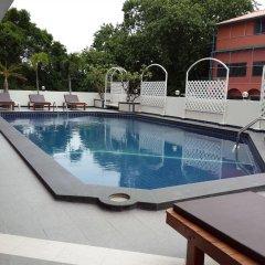 Отель Nanatai Suites Таиланд, Бангкок - отзывы, цены и фото номеров - забронировать отель Nanatai Suites онлайн бассейн фото 2