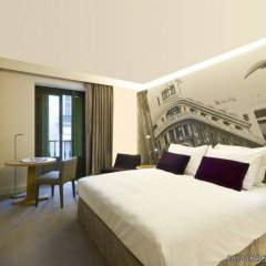 Отель Radisson Blu Hotel, Madrid Prado Испания, Мадрид - 3 отзыва об отеле, цены и фото номеров - забронировать отель Radisson Blu Hotel, Madrid Prado онлайн комната для гостей фото 2