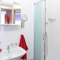 Апартаменты Queens Apartments ванная