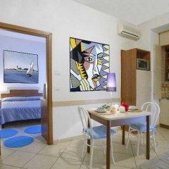 Отель Residence Blu Mediterraneo комната для гостей фото 6